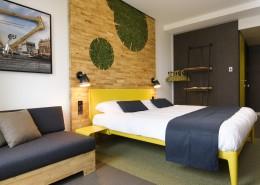 De meest duurzame hotelkamer - helge docters van leeuwen